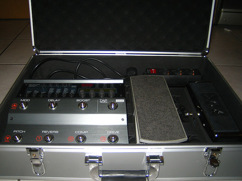 Attaching Your Tc Nova System To A Pedalboard Anyone
